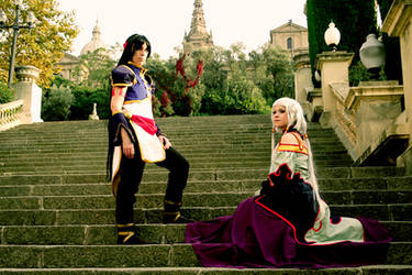 The empress and the guardian