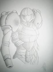 Samus sketch