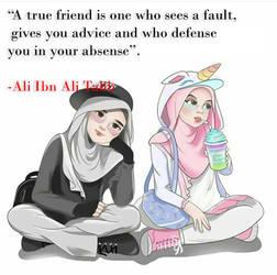 True Muslimah Friend