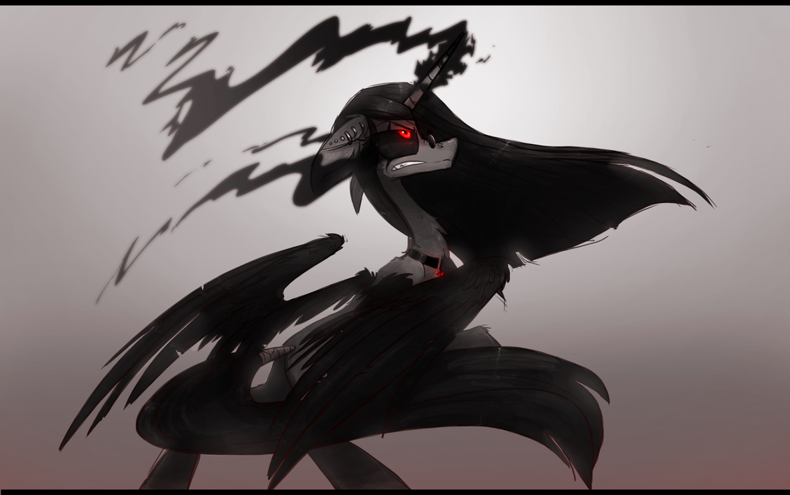 Vile Raven by Terror--Bite