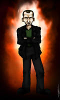The Ninth Doctor: Christopher Eccleston