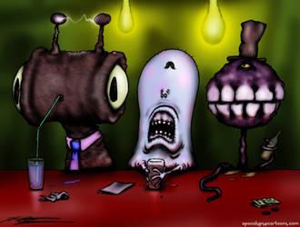 Area Studio 5154 by ApocalypseCartoons