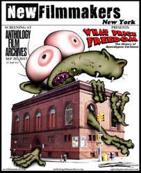 WPF NewFilmmakers NY by ApocalypseCartoons