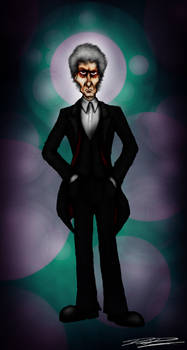 The Twelfth Doctor: Peter Capaldi