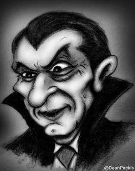 Universal Studios: Dracula