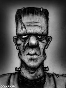 Universal Studios: Frankenstein's Monster