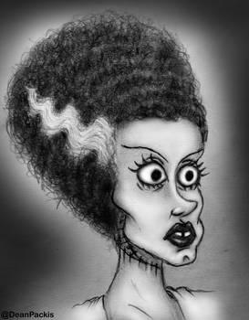 Universal Studios: Bride of Frankenstein