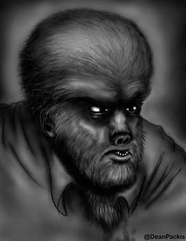 Universal Studios: The Wolf Man