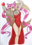 Sailor moon: Black Lady