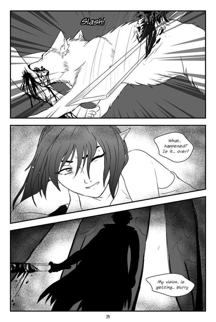 Darkness Destiny page 15 by debsie911