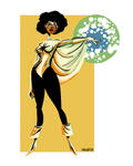OHOTMU - Monica Rambeau / Captain Marvel
