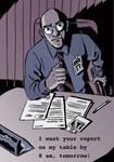 The X-files_Walter Skinner