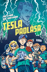 Tesla's Attic - official Hungarian cover by nonamefox