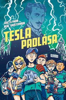 Tesla's Attic - official Hungarian cover