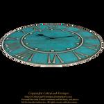 Floor Clock 01