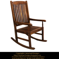 Rocking Chair 02 by CntryGurl-Designs
