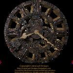 Steampunk Clock 02