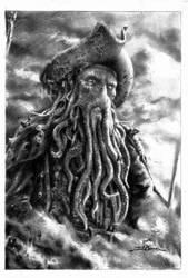Davy Jones by ISignRob