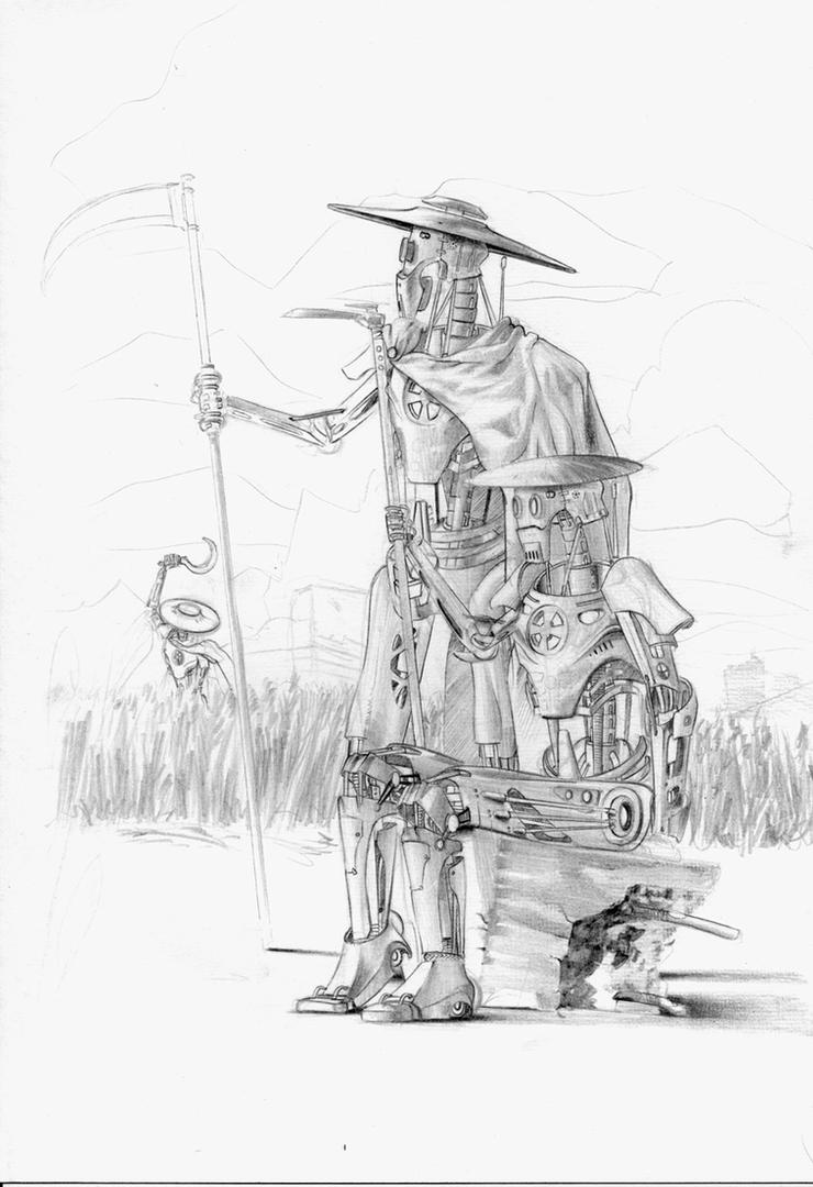 The Farmers Sketch by ISignRob