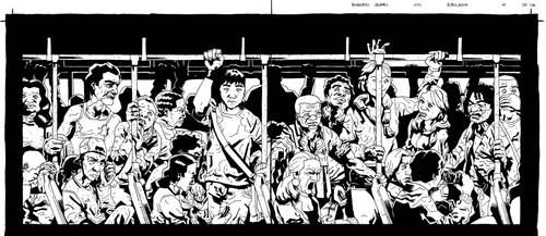 Dismissed Preview - Double Page Spread