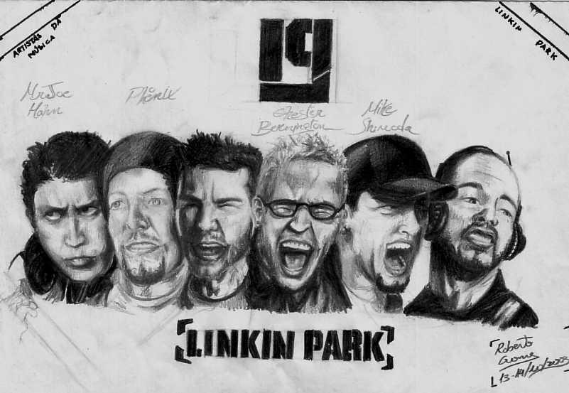 Linkin Park by ISignRob