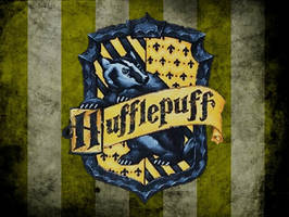 Hufflepuff Flag by Kooro-sama