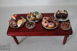 Miniature sweet collection by EmisBakery