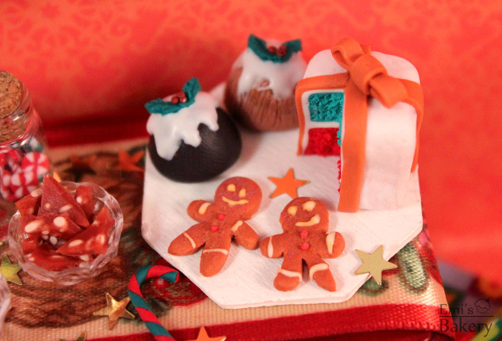 Miniature Christmas 2013 (2/5) by EmisBakery