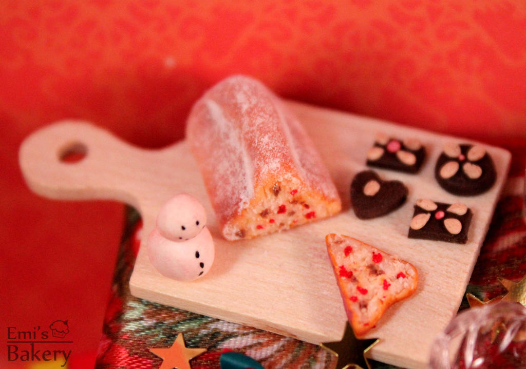 Miniature Christmas 2013 (3/5) by EmisBakery