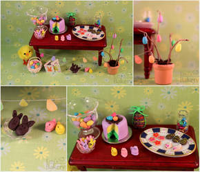 Miniature Easter 2014 by EmisBakery
