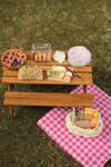 Miniature picnic