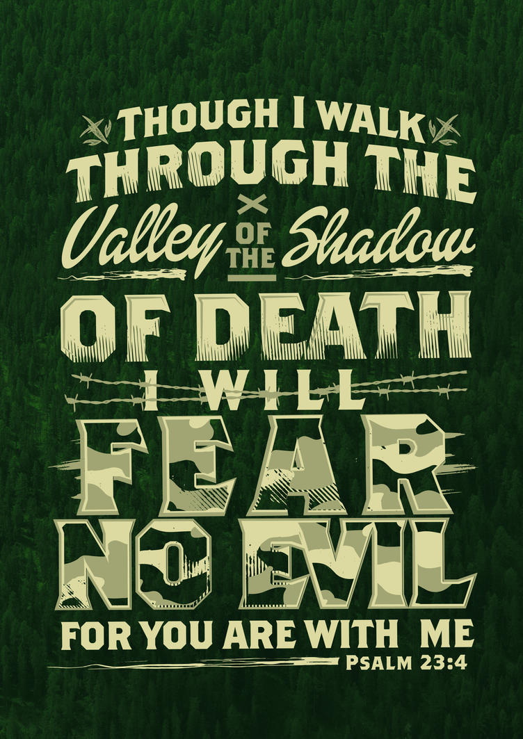 Fear No Evil by janmil000