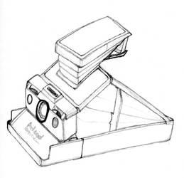 SX-70 Sketch