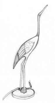 Ugly ass Brass Stork