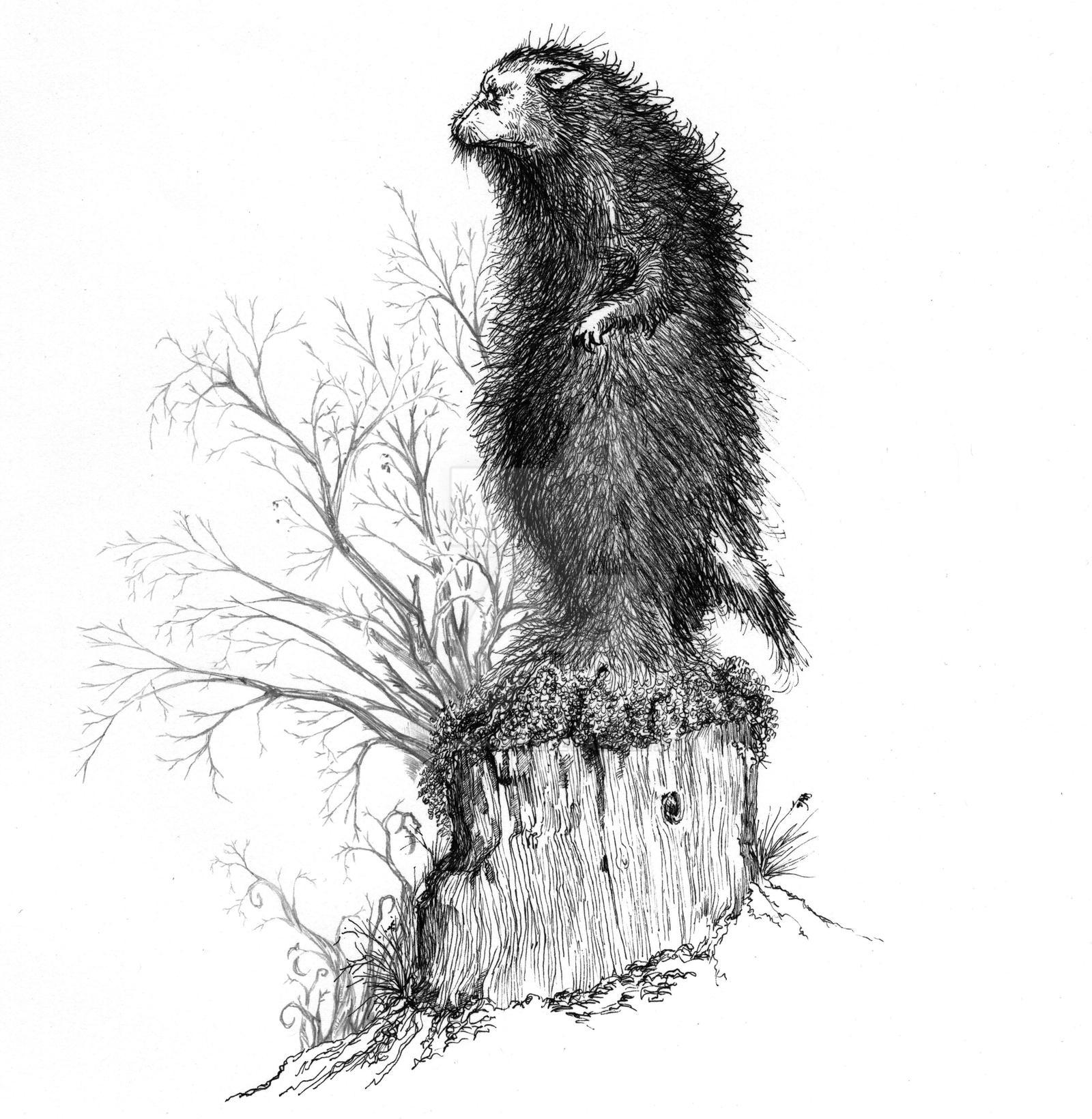 Treffle (rough draft) by cloverpowell
