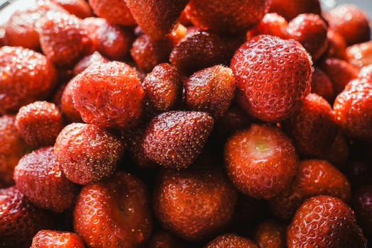 Its strawberry time!
