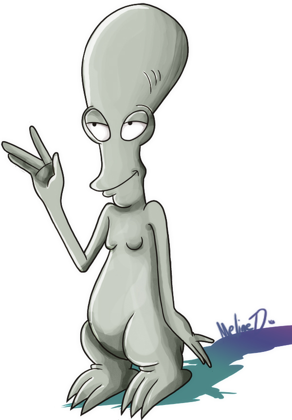 Roger Attempt XD American Dad By XXPerfect InsanityXx On