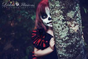 Sugar Skull Kid by LockedIllusions