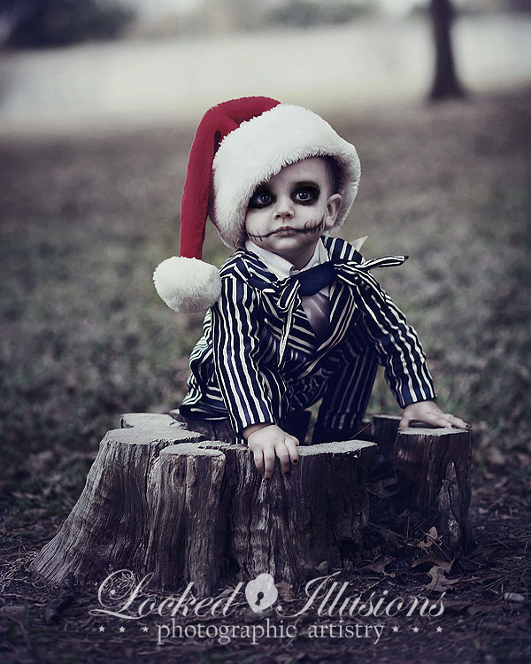 Zombie Child Photography