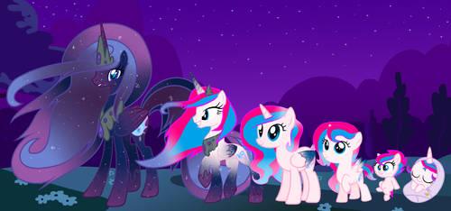 Star light Princess years by StarLightYT133
