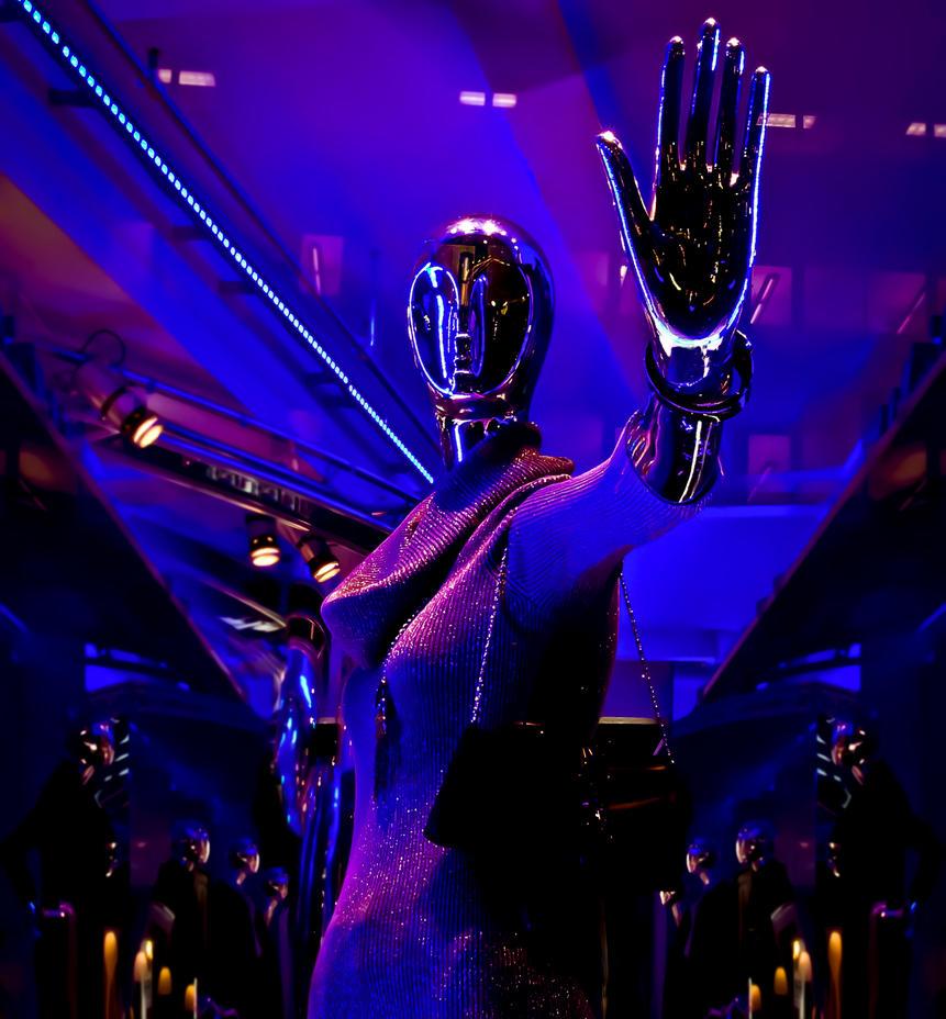 Alien Invasion by DigiMax2