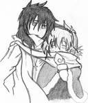 alucard and seras