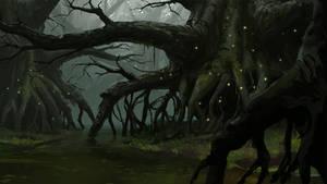 Swamp by Hawksarts