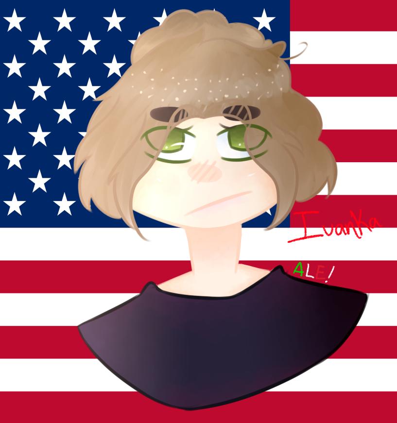 Ivanka Trump by Ha-Yuzuki