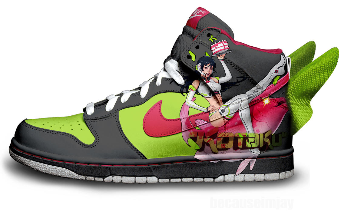 check out c2ca4 58121 ... toy story b5fa1 93595  canada kotaku tan nike dunks by becauseimjay  cee1c cd971