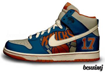Linsanity Nike Dunks