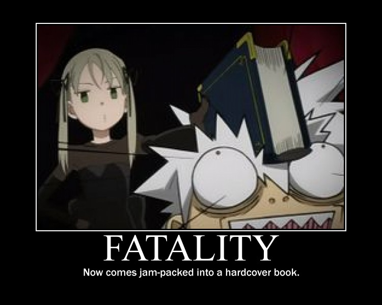 Maka CHOP by Gamer-Otaku