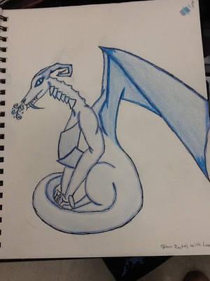 Demonic Frost Dragon by Cutetiger40