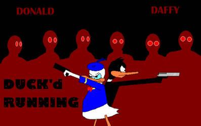 Duck'd Running by DanTheRawr