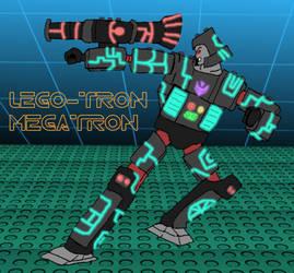 Lego-Tron Megatron by DanTheRawr